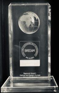 BREEAM Awards 2019 prize