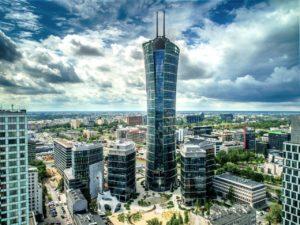 Warsaw Spire, Wronia 31 i Plac Europejski