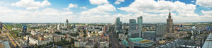 Panorama Warszawa
